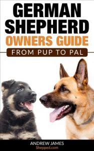 German Shepherd Owners Guide from pup to pal