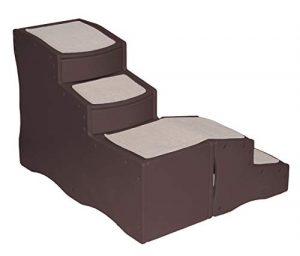 Easy Step Bed Stair with Storage Compartment