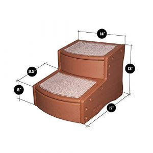 Easy Step II Portable Pet Stairs