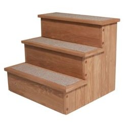 Merry Products Yorkshire Pet Step with Storage