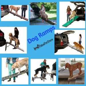 Dog Ramps & Stairs